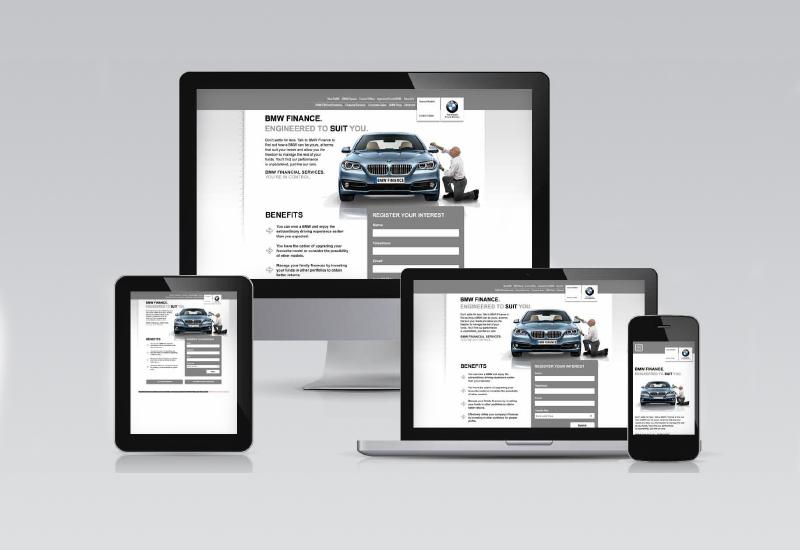 BMW Website