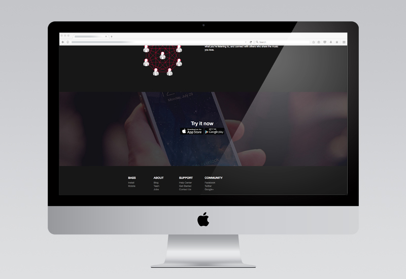 Bass Website