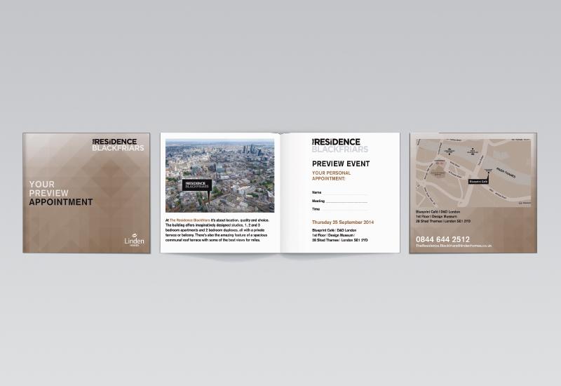 Blackfriars Leaflet