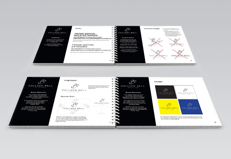 Colleen Bell Brand Guidelines