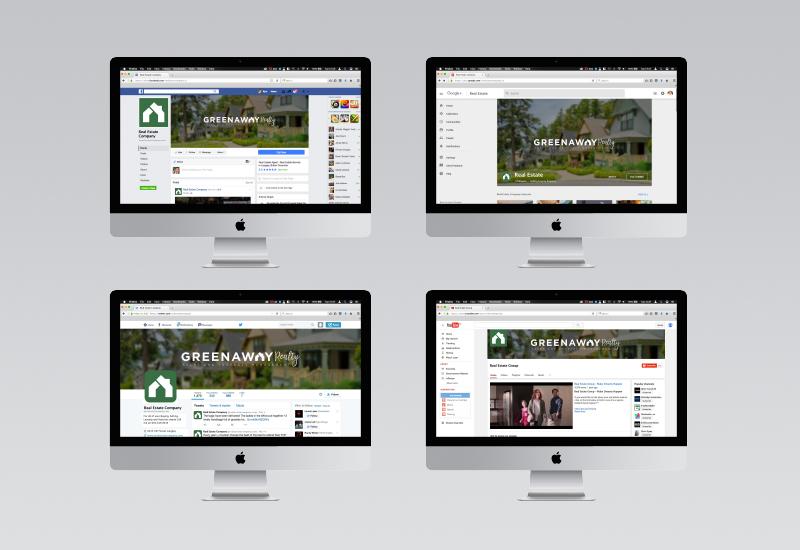Greenaway Social Media