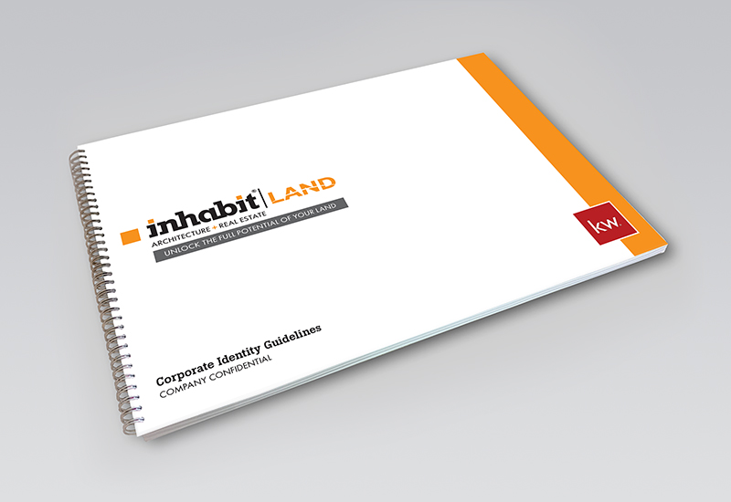 Inhabit Land Brand Guidlines