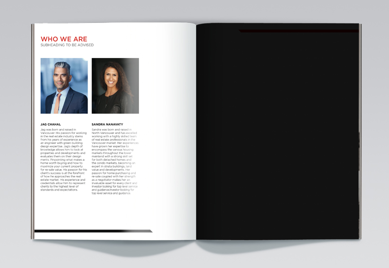 Jag & Sandra Buyers Guide