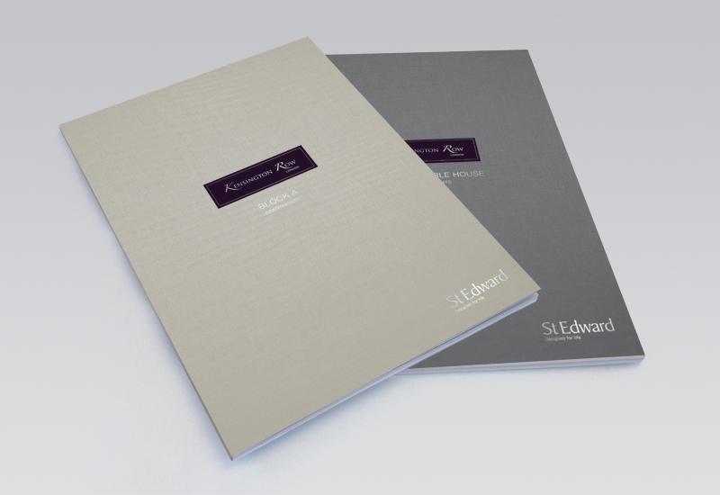 Kensington Row Property Brochures