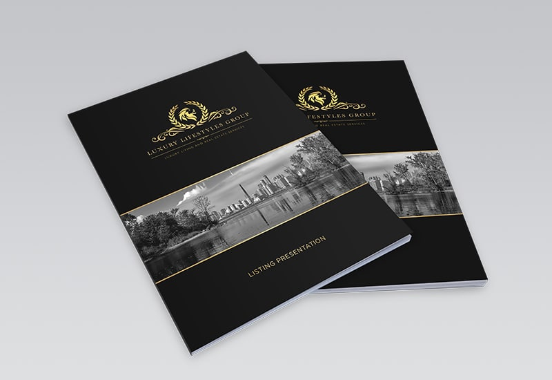 Luxury Lifestyles Group Brochures