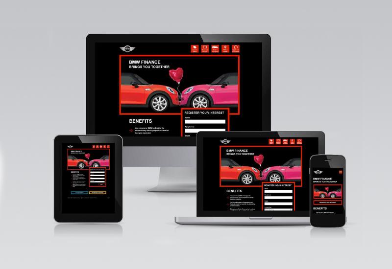 Mini Website