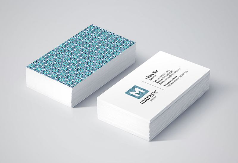 Mitra Sar Business Card