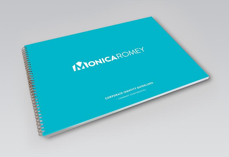 Monica Romey Brand Guidelines