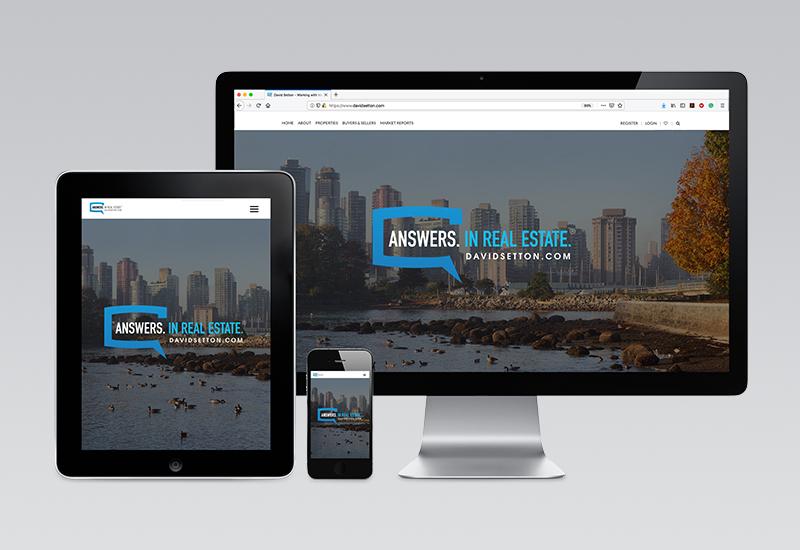 David Setton Website