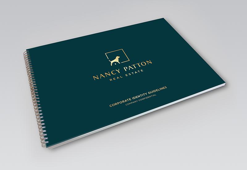 Nancy Patton Brand Guidelines