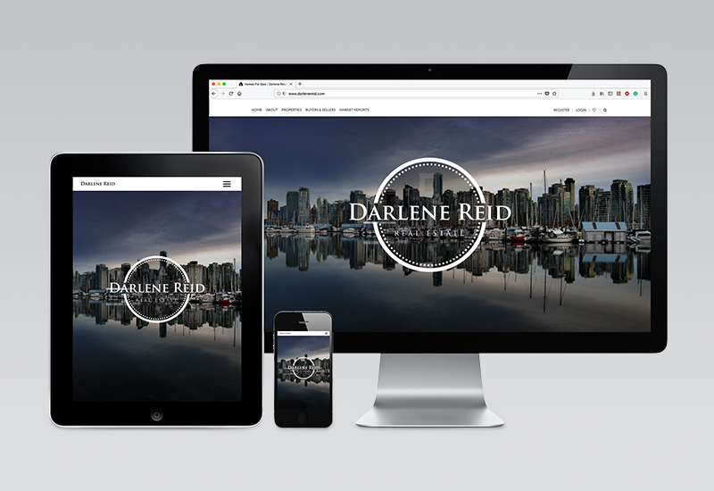 Darlene Reid Website
