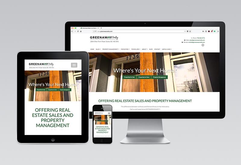 Greenaway Website
