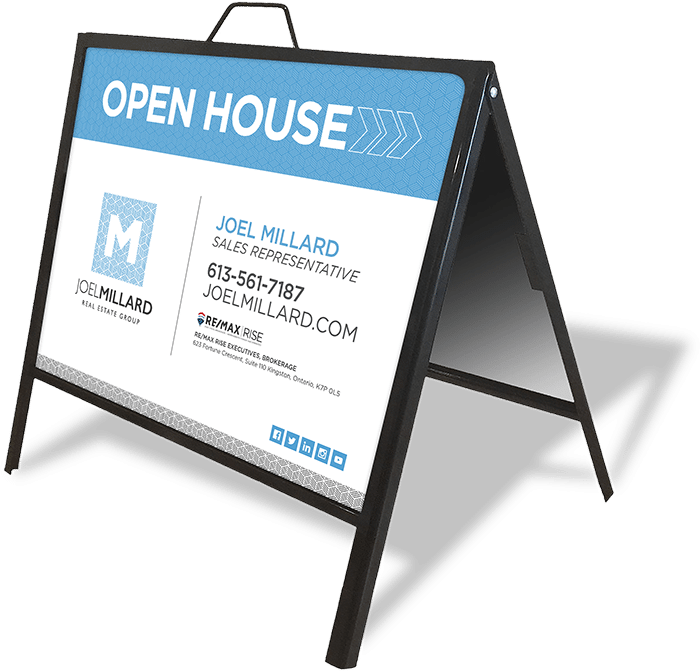 Open House A-Frame