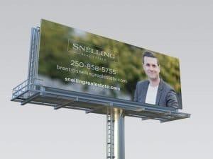Brent Snelling Billboard